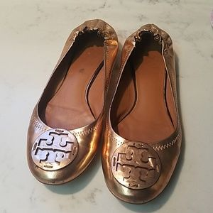 Tory Burch ballet slippers